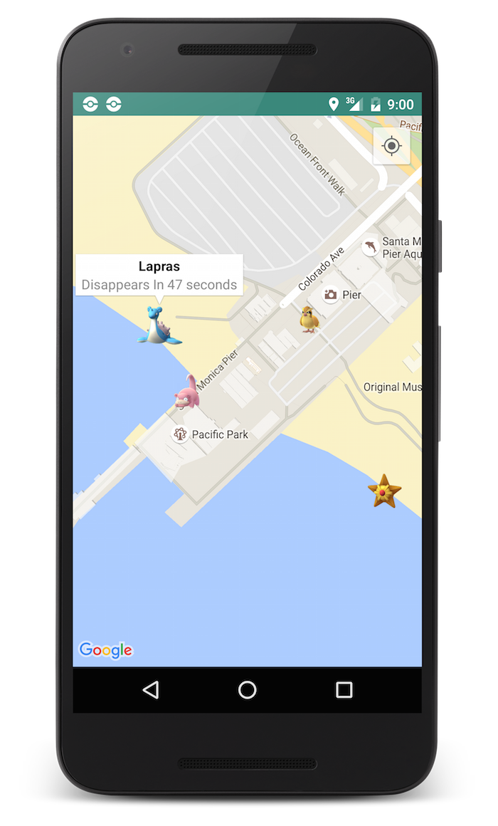 Detect Nearby Pokemon With PokeDetector For Pokemon GO